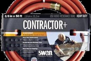 Contractor Grade Hose