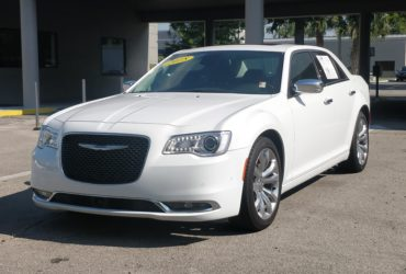 2018 Chrysler 300 Limited – Fully Loaded